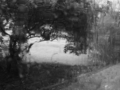 Rain On Window Pane